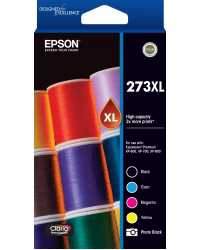 INKJET CART EPSON T275792 CLARIA 5 INK VALUE PACK 273XL