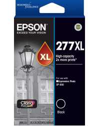 INKJET CART EPSON T278192 H/YIELD CLARIA PHOTO HD BK INK 277XL