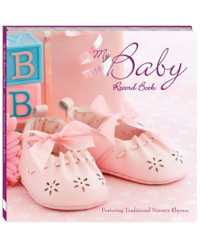 BOOK HINKLER MY BABY RECORD PINK