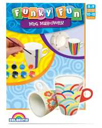 CRAFT FUNKY FUN MUG MAKEOVERS