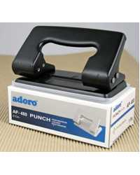 ADORO 2 HOLE PAPER PUNCH - OS480P