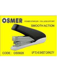 STAPLER OSMER POWER STAPLER PRO UP TO 45 SHEETS CAPACITY