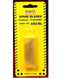KINIFE CUTTER TRAPEZOID BLADE REFILL OSMER FOR UC23801 PK10