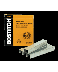 "STAPLES BOSTITCH HEAVY DUTY PREMIUM 3/8"" 9MM BOX 1000"